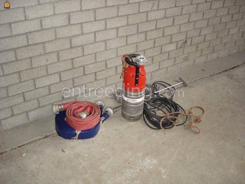 Dompelpompen grindex/minex 1f-230V