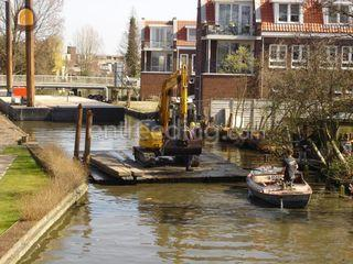 waterwerk Omgeving Gouda
