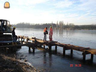 bruggenbouw en waterbouw Omgeving Gouda