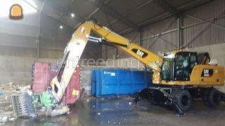 Cat MH3024 overslag/sloop Omgeving De Drechtsteden