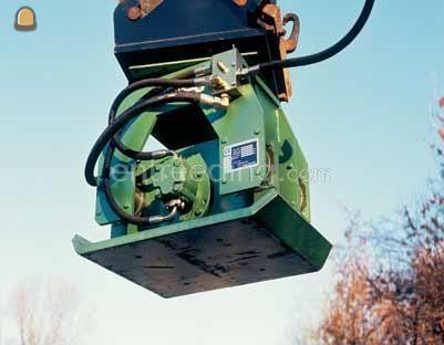 Hydraulische trilblokken Dehaco KHP-25R