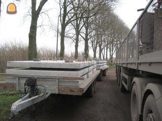 John Deere + Platewagens Omgeving Alphen a/d Rijn