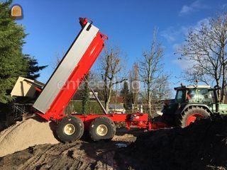 Fendt+Beco 240XL Omgeving Alphen a/d Rijn