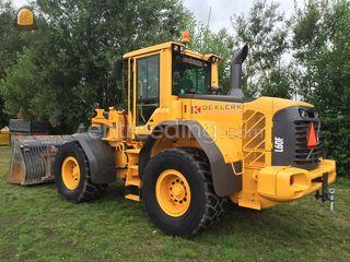 Volvo L60F Omgeving Lisse
