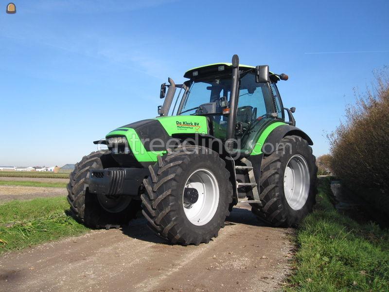 Tractor Deutz-Fahr agrotron 150