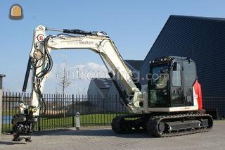 CAT 308E Omgeving Veghel