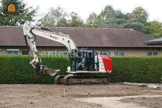 CAT 316E Omgeving Veghel