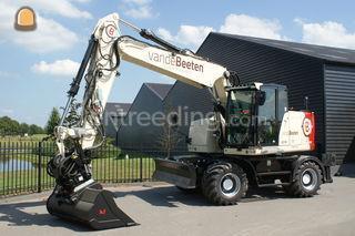CAT 318F Omgeving Veghel