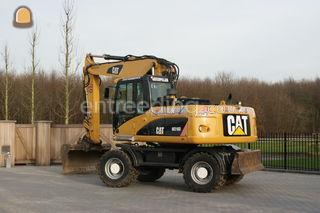 Caterpillar M316D Omgeving Veghel