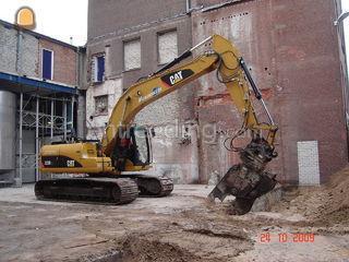 Caterpillar 323 D Omgeving Veghel