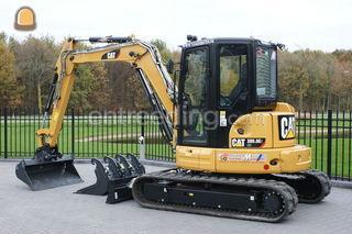 CAT 305.5 Omgeving Veghel
