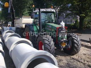 Fendt 718 vario Omgeving Veghel