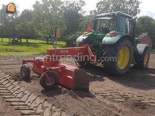 Tractor + kilver Omgeving Oosterhout
