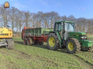 tractor +tebbe breedstroo... Omgeving Oosterhout