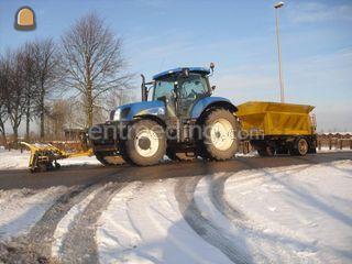 sneeuwschuivers/zoutstroo... Omgeving Alphen a/d Rijn