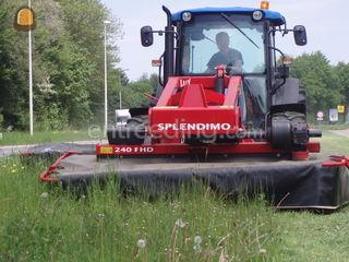 New Holland T4050 Omgeving Purmerend