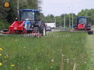 New Holland T4050 dubbele... Omgeving Purmerend