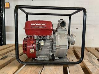Honda WB20 Omgeving Haarlem