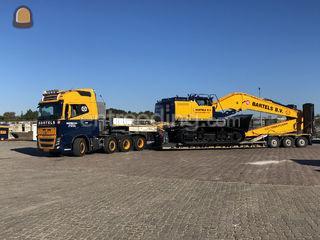 Volvo FH16 EURO6 Omgeving Roosendaal