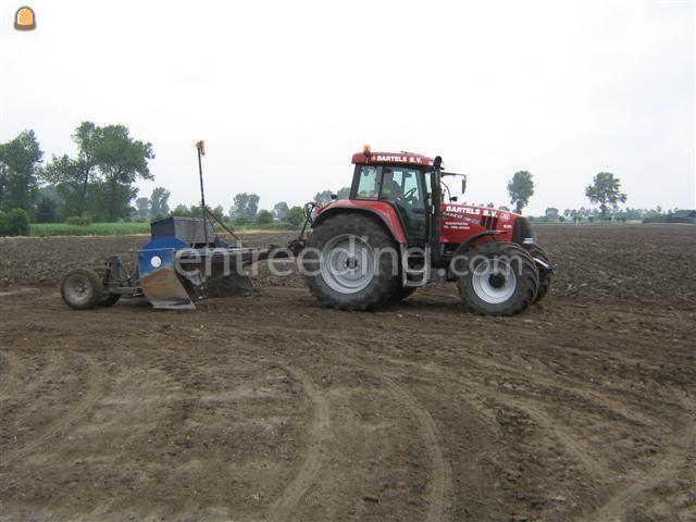Tractor + kilver Tractor+kliverbord