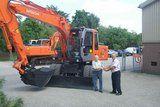 Hitachi Zaxis 160W