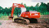 De nieuwe O&K RH6.6 komt uit Italie.