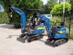 Hitachi minigravers