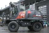Atlas 140W op banden