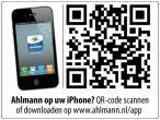 Ahlmann iPhone App