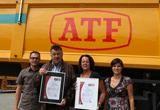 ISO 14001 voor ATF