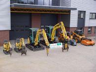 6 nieuwe machines