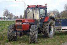 Gestolen Case traktor