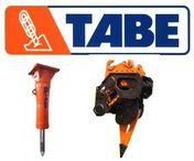 Tabe vibrorippers