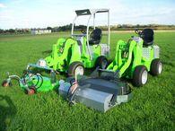 Allcat mini tractor