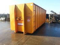 gestolen 40m3 container
