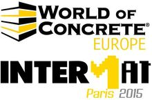 Intermat 2015 Parijs