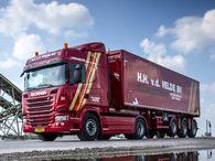 Scania G410 trekker