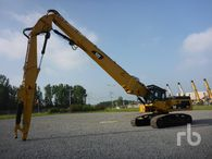 Caterpillar 345CL UHD sloopgraafmachines