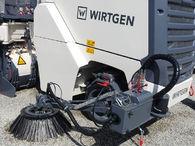 Wirtgen W 50 Ri machines voor Holgo