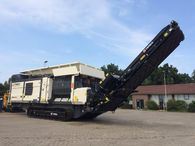 Terex TDS V20 shredder