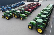 tractoren die geveild gaan worden 6 tot 13 februari
