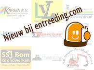 Nieuwe Entreeding.com leden