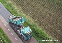 Hoogmartens Wegenbouw (bron foto website) brengt met drone buiteninfrastructuur in kaart