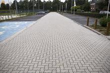 foto: Ebema Aquapave waterdoorlatende betonstraatstenen