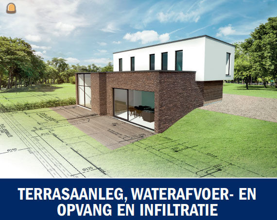 Waterafvoer Tuin Gamma : Wegenbouw be infoavonden over innovatieve oplossingen voor tuin