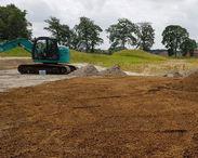 foto: grondwerken door firma Vermeulen William uit Afsnee
