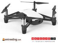 Matexpo schenkt enkele van deze Drones aan Entreeding.com lezerspubliek