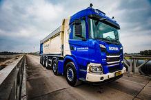 Nieuwe G450 XT 5-asser voor Van Dalen Recycling. (Foto. Photoyou)