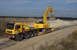 Transportvergunning tot 120 ton treingewicht