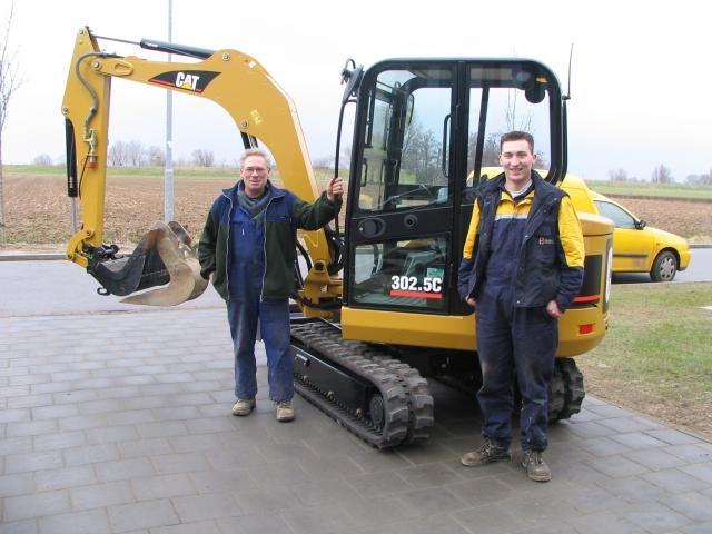 Op de foto Ben (l) en Theo Toonen-Dekkers